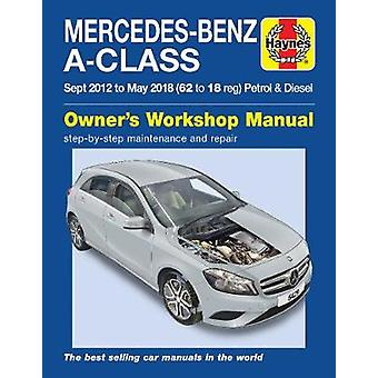 Mercedes-Benz A-Class (Sept '12-May '18) by Martyn Randall - 97817852