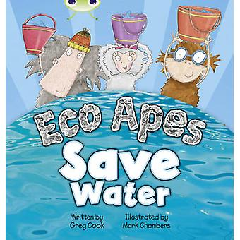 Macacos Ecológicos Save Water - Bug Club Red B (KS1) Eco Macacos Save Water Red B (