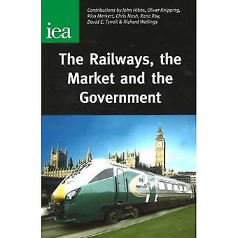 Die Eisenbahn, den Markt und die Regierung