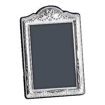 Orton West Medium Photo Frame 2.5x3.5 - Silver