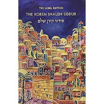 Koren Shalem Siddur with Tabs - Compact - Emanuel by Jonathan Sacks -