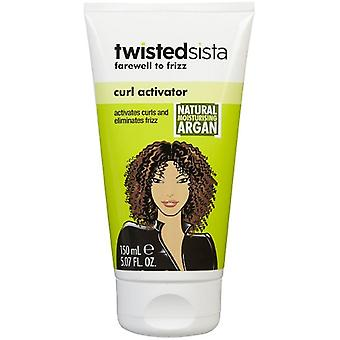 Twisted Sista Farewell to Frizz Curl Activator