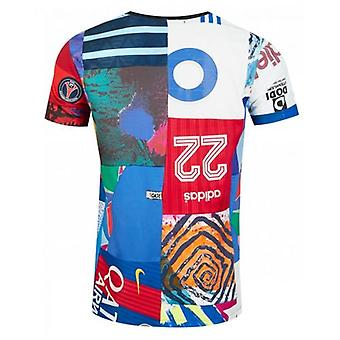 Ragyard Patchwork Rework T-Shirt
