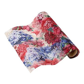 Truly Scrumptious Floral Table Runner - Floral Party 1.8m