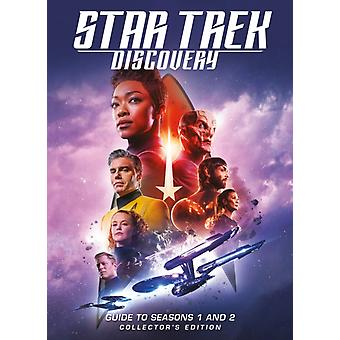 The Best of Star Trek Discovery by Titan Magazines