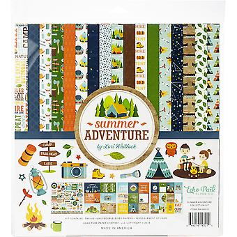 Echo Park Summer Adventure 12x12 Inch Collection Kit