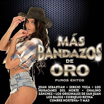 Various Artist - Mas Bandazos De Oro 2 [CD] USA import
