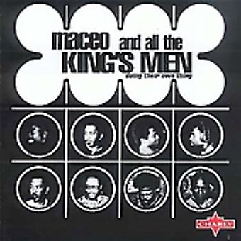 Maceo Parker & All the King's - Doing Their Own Thing [CD] USA import