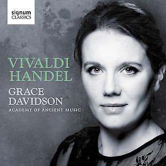 Handel / Vivaldi - Vivaldi & Handel [CD] USA import