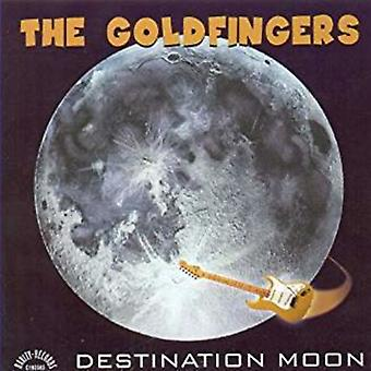 Goldfingers - Destination Moon [CD] USA import