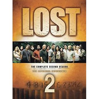 Lost - Lost: The Complete Second Season - the Extended Experience [7 Discs] [DVD] USA import