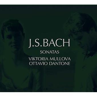 J.S. Bach - Bach: Sonatas [CD] USA import