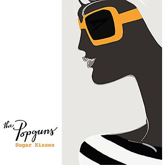 Popguns - Sugar Kisses [CD] USA import
