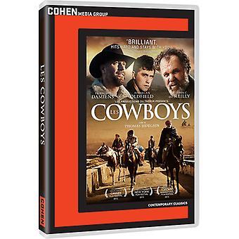 Les Cowboys [DVD] USA import