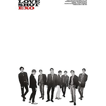 Exo The 5th Album Repackage 'Love Shot' [CD] USA import