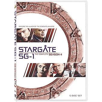 Stargate Sg-1 - Stargate Sg-1: Season 4 [DVD] USA import