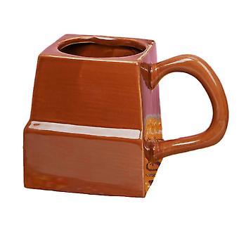 Roald Dahl Charlie and the Chocolate Factory 3D Ceramic Mug