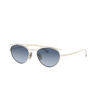 Oliver Peoples Hightree OV1258ST 5035Q8 Gold/Marine Gradient Sunglasses