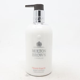 Molton Brown Heavenly Gingerlily Body Lotion  10oz/300ml New