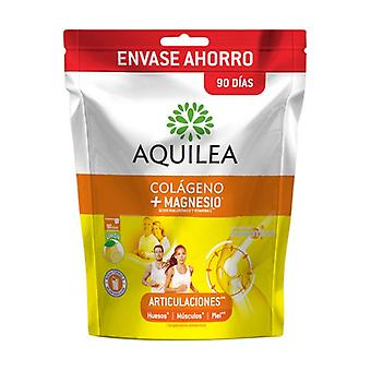 Aquilea Joints Collagen Magnesium Doypack Savings Packaging 1125 g (Lemon)
