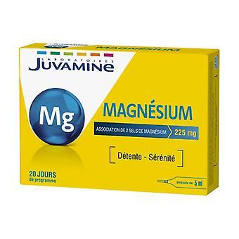 Oligo-Element Magnesium 20 ampoules of 5ml