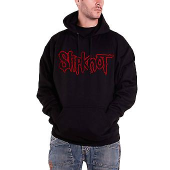 Slipknot band Logo gray chapter Official New Black Pullover Hoodie