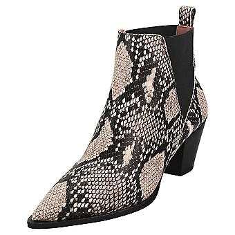 Ted Baker Rilans Womens Ankle Boots in Natural