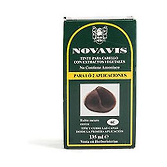 Novavis Vegetable Hair Dye 6R Dark Ash Blonde 130 ml