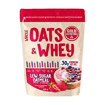 Oats & Whey Strawberry 400 g