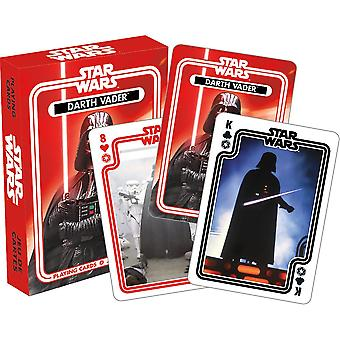 Star wars - darth vader playing cards