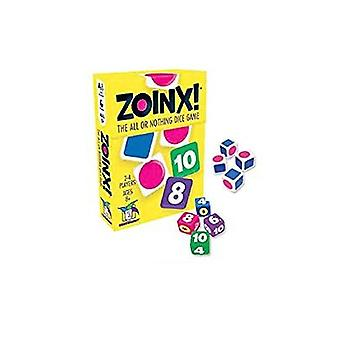 Games - Ceaco Gamewright - Zoinx New 1206D
