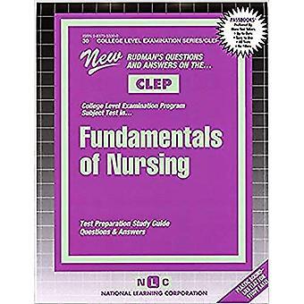 FUNDAMENTALS OF NURSING: Passbooks Study Guide
