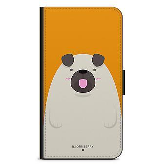 Bjornberry Wallet Case LG G5 - Fatty Pug