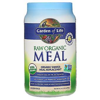 Garden of Life, RAW Organic Meal, Shake & Meal Replacement, Vanilla, 2 lb 2 oz (