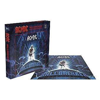 AC/DC Jigsaw Puzzle Ballbreaker Album Cover new Official 500 Piece