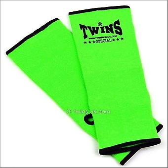 Twins special green ankle supports