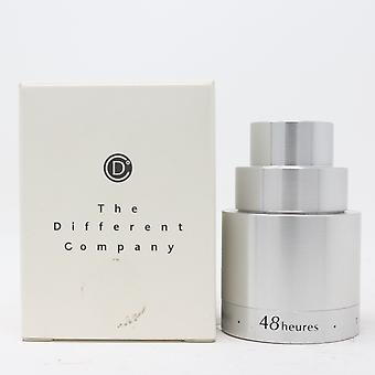 48 Heurs Flacon Voyage(Osmanthus) by The Different Company Edt 0.34oz Spray New In White Box