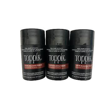 Toppik Hair Building Vezels Auburn Trio 0,42 OZ Elk