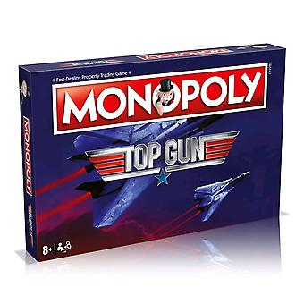 Monopoly Top Gun Edition