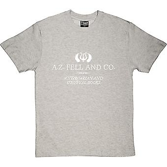 A.Z. Fell and Co Sport Grey Men's T-paita