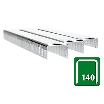Rapid 140/10 10mm Galvaniseerde Staples Box 5000 RPD14010B5