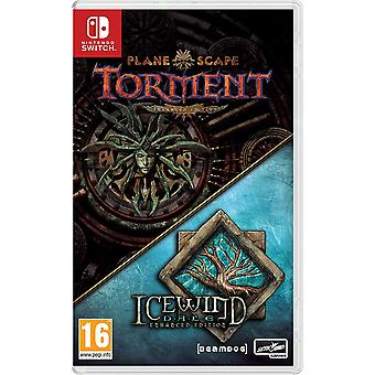 Planescape Torment & Icewind Dale Enhanced Edition Nintendo Switch Game