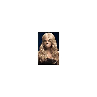 Smiffy's Fever Nicole Wig - Dark Blonde