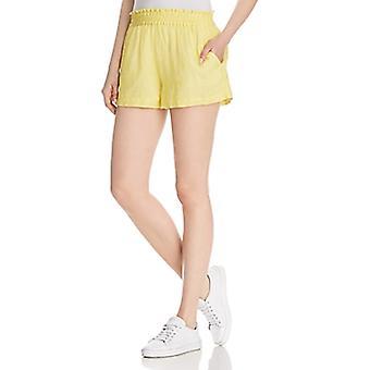 Joie | Fenna Smocked-Waist Shorts