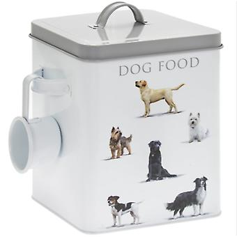 Dog Food Box By Lesser & Pavey