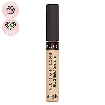 Barry M All Night Long Concealer - Almond