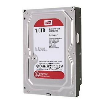 """Disque dur Western Digital Red WD10EFRX 3.5"""" 1 To Sata III 7200 tr/min Tampon 64 Mo"""