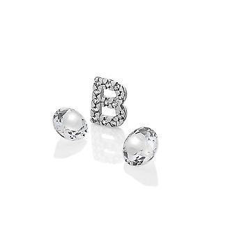 Anais Hot Diamonds Anais Sterling Silver B Charm AC070