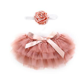Baby Layer Ballet Dance Pettiskirt Tutu Jupe Photo Props