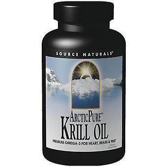 Source Naturals ArcticPure Krill Oil, 1000 mg, 30 Softgels